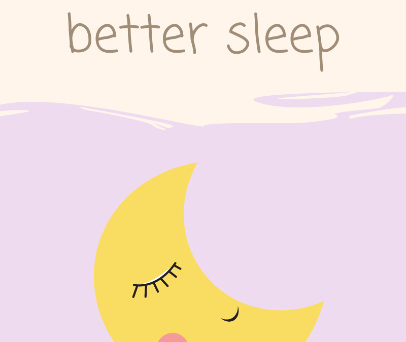 Easy Ways to Get Better Sleep Tonight!